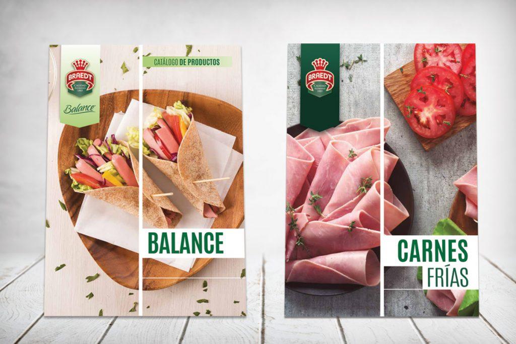 Catálogo de productos Braedt